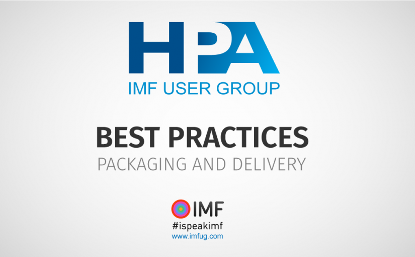 Best practices: Packaging and Delivery Glossary